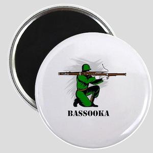 Bassooka Magnet