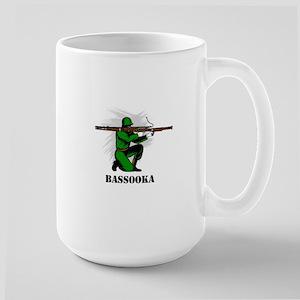 Bassooka Large Mug