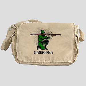 Bassooka Messenger Bag