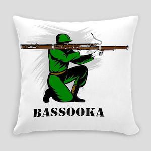 Bassooka Everyday Pillow