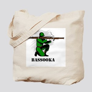 Bassooka Tote Bag