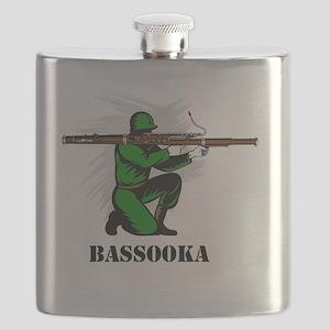 Bassooka Flask