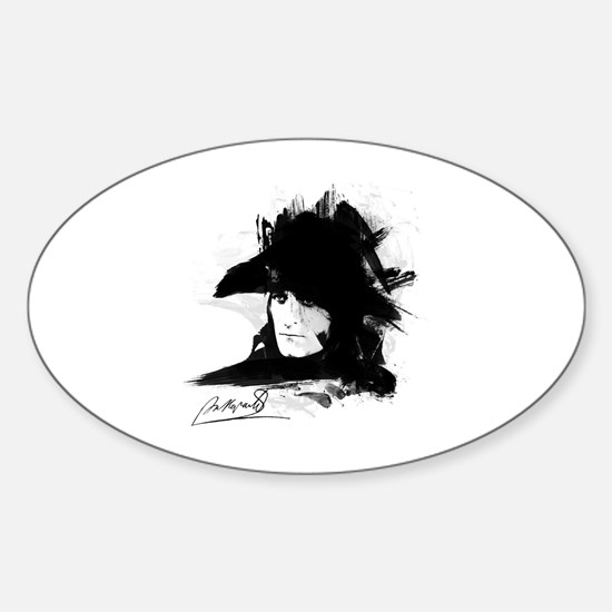Napoleon Sticker (Oval)