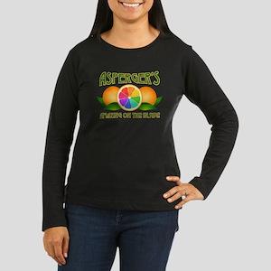 Asperger's Amazing Oranges II Long Sleeve T-Shirt