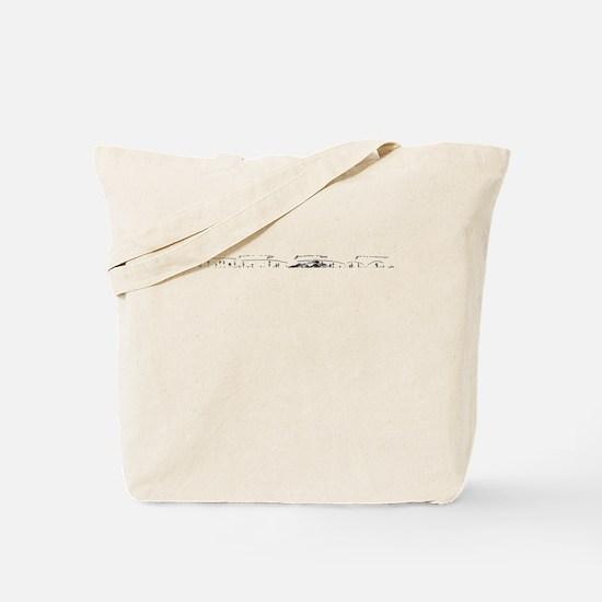 Frederic Chopin Tote Bag