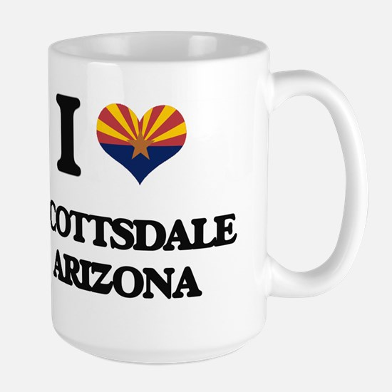 I love Scottsdale Arizona Mugs