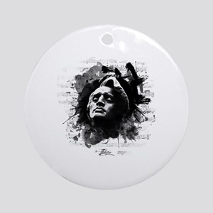 Chopin Round Ornament