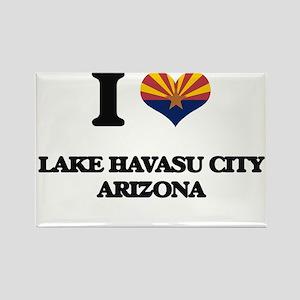I love Lake Havasu City Arizona Magnets