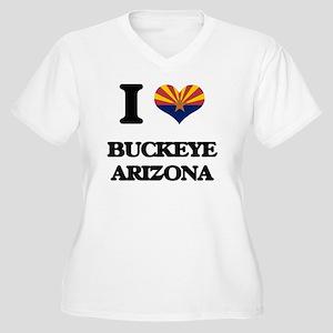 I love Buckeye Arizona Plus Size T-Shirt