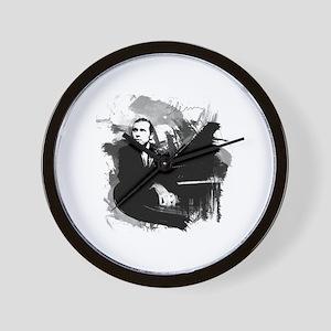 Glenn Gould Wall Clock