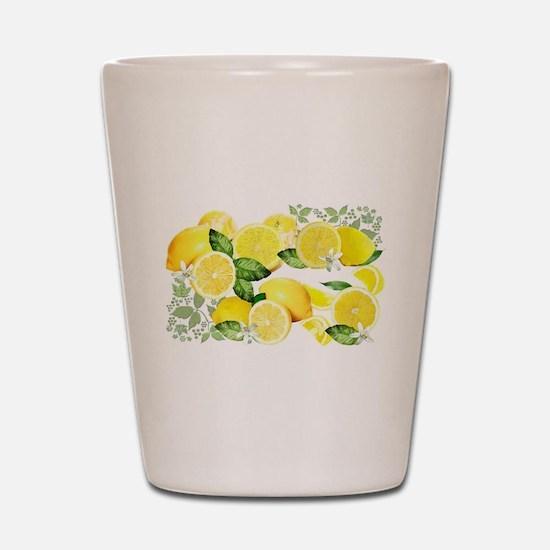Acid Lemon from Calabria Shot Glass