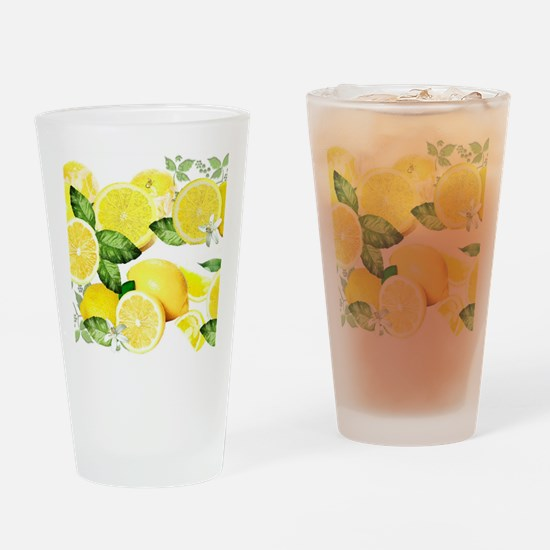 Acid Lemon from Calabria Drinking Glass