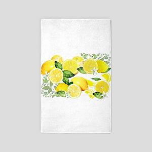 Acid Lemon from Calabria Area Rug