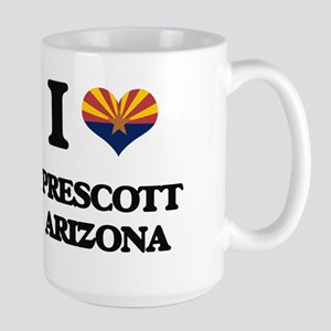 I love Prescott Arizona Mugs