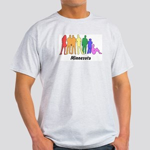 Minnesota diversity Light T-Shirt