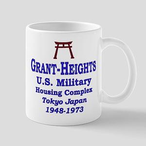 Grant Heights Japan Mugs