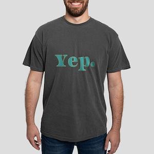Yep Mens Comfort Colors Shirt