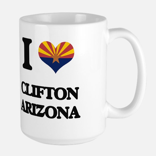 I love Clifton Arizona Mugs