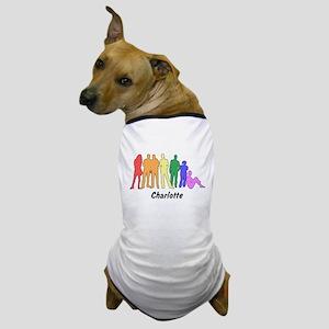 Charlotte diversity Dog T-Shirt