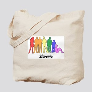 Slovenia diversity Tote Bag