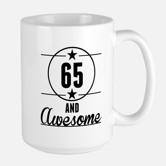 65 And Awesome Mugs