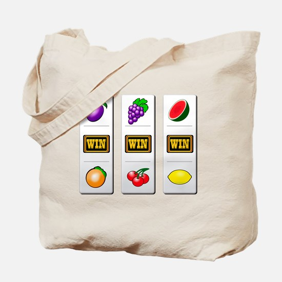 Slot Machine! Tote Bag