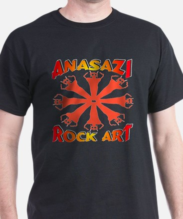 Anasazi Rock Art T-Shirt