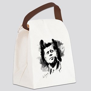 JFK Canvas Lunch Bag