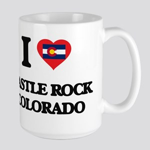I love Castle Rock Colorado Mugs