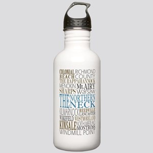 Northern Neck  Stainless Water Bottle 1.0L
