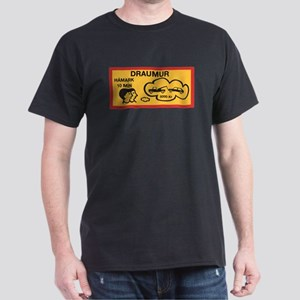 Parking 10 Min Maximum - Iceland Dark T-Shirt