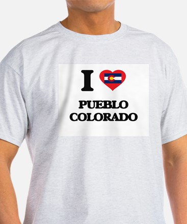 I love Pueblo Colorado T-Shirt
