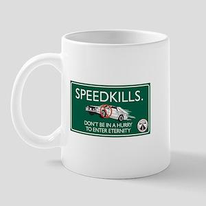 Speed Kills, Jamaica Mug