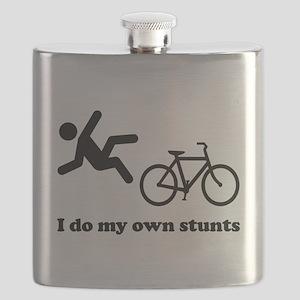 I Do My Own Stunts Flask