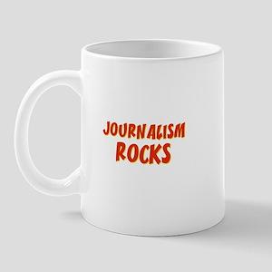 Journalism~Rocks Mug