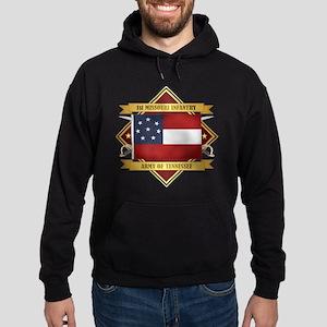 1st Missouri Infantry Hoodie