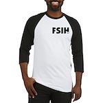 FSIH Fish Poker Shirt Baseball Jersey