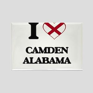 I love Camden Alabama Magnets