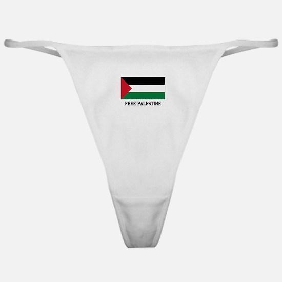 Palestine Princess Classic Thong