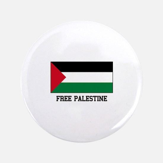 Palestine Princess Button