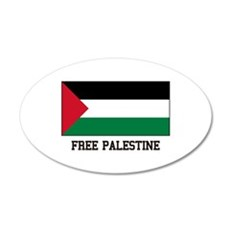 Palestine Princess Wall Decal