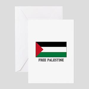Palestine Princess Greeting Cards