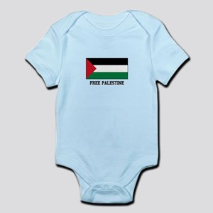 Palestine Princess Body Suit