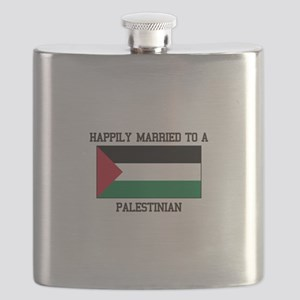 Happily Married to a Palestine Flask
