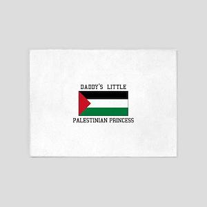 Palestine Princess 5'x7'Area Rug