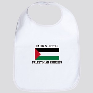 Palestine Princess Bib