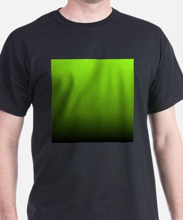 ombre lime green T-Shirt