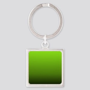 ombre lime green Keychains