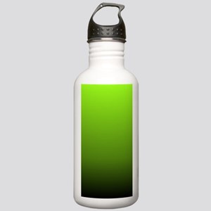 ombre lime green Stainless Water Bottle 1.0L