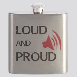 Loud and Proud Flask